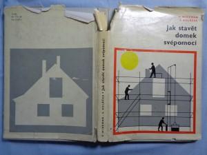 náhled knihy - Jak stavět domek svépomocí