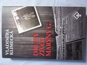 náhled knihy - Druhý život Marýny G.