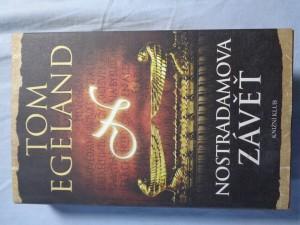 náhled knihy - Nostradamova závěť