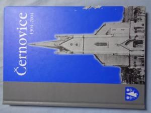 náhled knihy - Černovice 1304-2004
