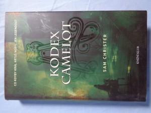 náhled knihy - Kodex Camelot