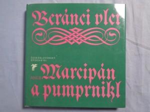 náhled knihy - Beránci vlci aneb Marcipán a pumprnikl: concoridia discors aneb Discordia concors německé poezie dvanáctého až devatenáctého století