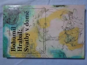 náhled knihy - Svatby v domě : dívčí románek