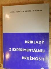 náhled knihy - Príklady z experimentálnej pružnosti