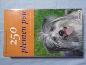 náhled knihy - 250 plemen psů : původ, charakter, chov