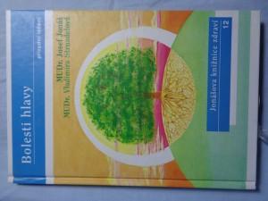náhled knihy - Bolesti hlavy : přírodní léčení