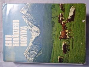 náhled knihy - Chov hovädzieho dobytka