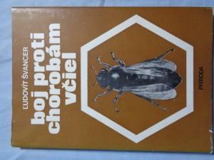 náhled knihy - Boj proti chorobám včiel