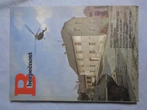 náhled knihy - Bezpečnost - příloha k Časopisu