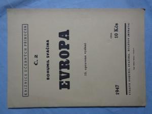 náhled knihy - Knižnice učebných příruček č. 2: Evropa