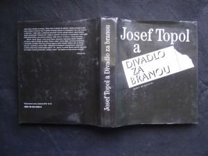 náhled knihy - Josef Topol a Divadlo Za branou
