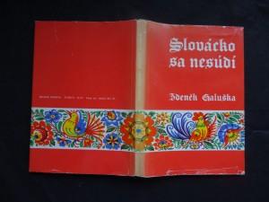 náhled knihy - Slovácko sa nesúdí : stařeček Pagáč vyprávjajú