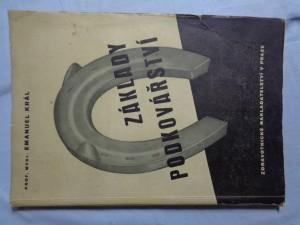 náhled knihy - Základy podkovářství