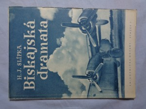 náhled knihy - Biskajská dramata: deset reportáží z bojové činnosti 311. čs. bombardovací peruti z let 1943 a 1944