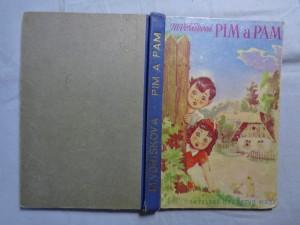 náhled knihy - Pim a Pam