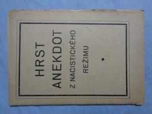 náhled knihy - Hrst anekdot z nacistického režimu