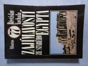 náhled knihy - 77 zajímavostí ze starého Egypta: pro čtenáře od 12 let