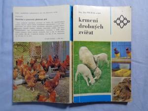 náhled knihy - Krmení drobných zvířat