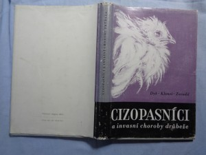 náhled knihy - Cizopasníci a invasní choroby drůbeže