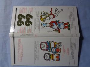 náhled knihy - 99 národních specialit sovětské kuchyně - speciality teplé kuchyně