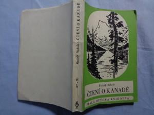náhled knihy - Čtení o Kanadě: O putování kanadskou zemí v době druhé světové války