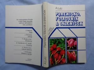 náhled knihy - Parenisko, fóliovník a skleníček