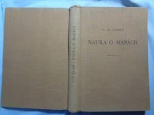 náhled knihy - Nauka o mapách