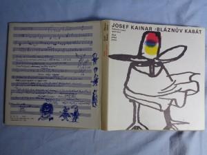 náhled knihy - Bláznův kabát