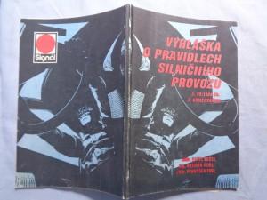 náhled knihy - Vyhláška FMV o pravidlech silničního provozu č. 99/1989 sb.