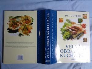 náhled knihy - Velká obrazová kuchařka: více než 800 kulinářských receptů