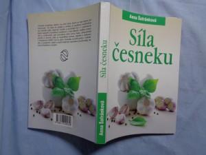 náhled knihy - Síla česneku