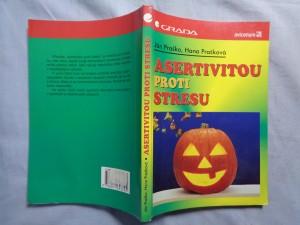 náhled knihy - Asertivitou proti stresu