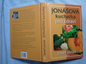 náhled knihy - Jonášova kuchařka pro zdraví Jonášova kuchařka