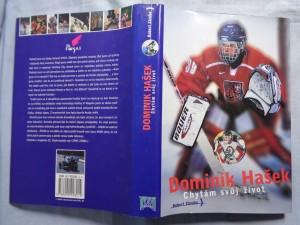 náhled knihy - Dominik Hašek: Chytám svůj život