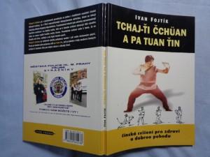 náhled knihy - Tchaj-ťi čchüan a pa tuan ťin : čínská cvičení pro zdraví a dobrou pohodu