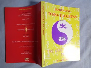 náhled knihy - Jangův styl Tchaj-ťi-čchüan