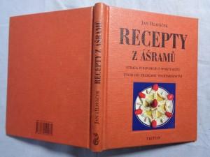 náhled knihy - Recepty z ášramů: strava podporující spiritualitu: úvod do filozofie vegetariánství