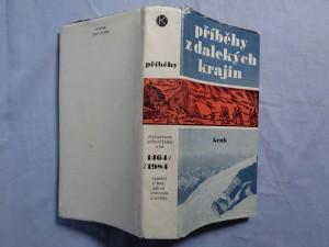 náhled knihy - Příběhy z dalekých krajin: 24 světoběžníků z let 1464-1984 vypráví o tom, jak se cestovalo a cestuje
