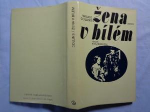 náhled knihy - Žena v bílém