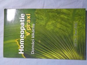 náhled knihy - Homeopatie v praxi: domácí lékárna