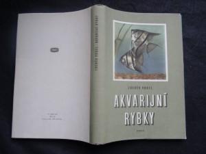 náhled knihy - Akvarijní rybky