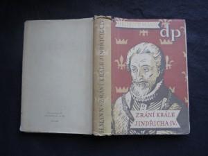náhled knihy - Zrání krále Jindřicha IV