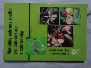náhled knihy - Metodiky ochrany rostlin pro zahrádkáře a zahradníky