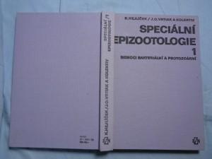 náhled knihy - Speciální epizootologie: učebnice pro vysoké školy veterinární. Část 1, Nemoci bakteriální a protozoární