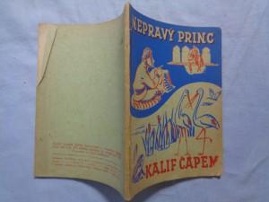 náhled knihy - Nepravý princ; Kalif čápem