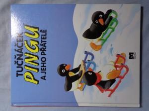 náhled knihy - Tučňáček Pingu a jeho přátelé