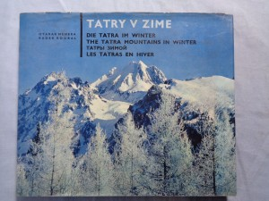 náhled knihy - Tatry v zime