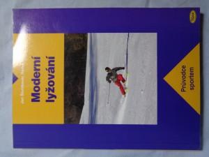 náhled knihy - Moderní lyžování