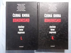 náhled knihy - Černá kniha komunismu : zločiny, teror, represe I. a II.