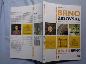 náhled knihy - Brno židovské : historie a památky židovského osídlení města Brna = Jewish Brno : history and monuments of the Jewish settlement in Brno